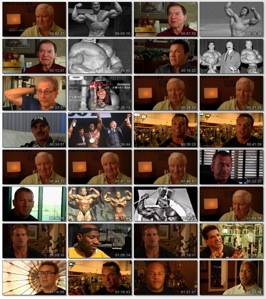 دانلود فیلم مستند Evolution of Bodybuilding 2012