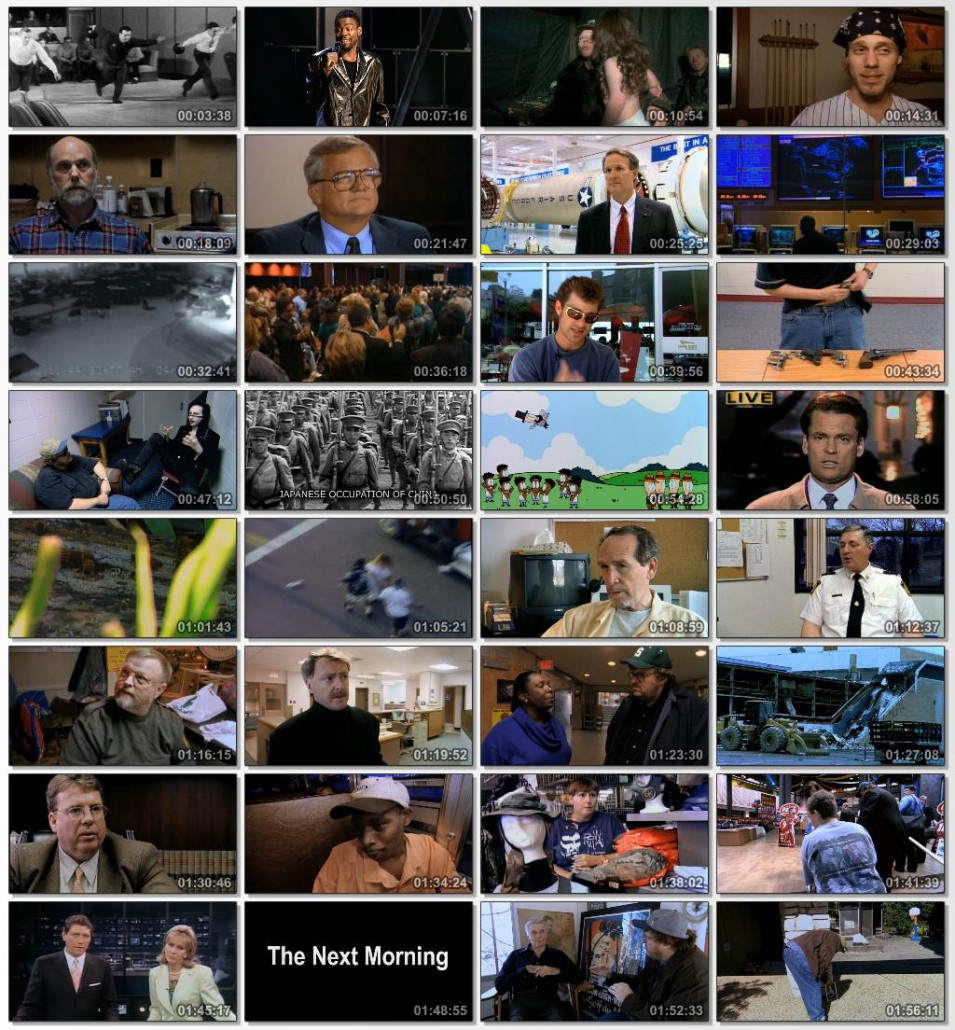 دانلود فیلم مستند Bowling for Columbine