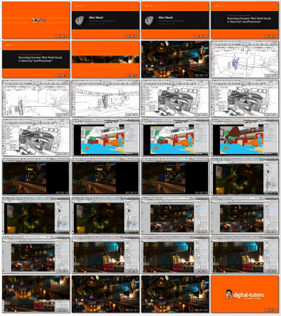 DT-Illustrating.Dynamic.Pitch.Work.Visuals.in.SketchUp.and.Photoshop.www.Download.ir
