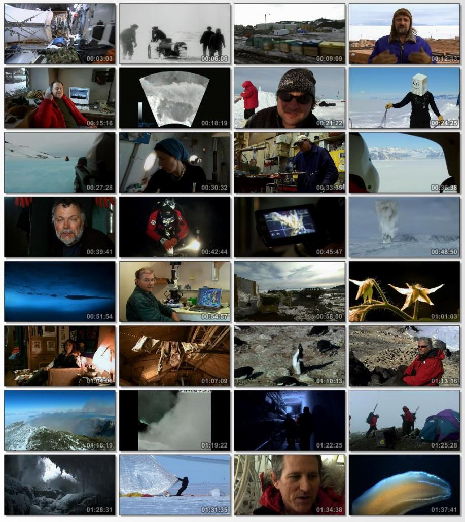 دانلود فیلم مستند Encounters at the End of the World