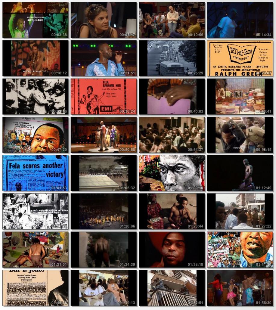 دانلود فیلم مستند Finding Fela