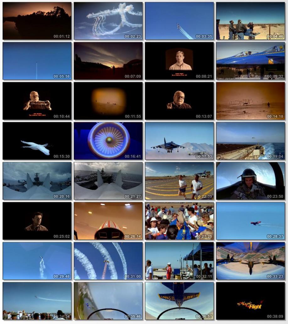 دانلود فیلم مستند The Magic of Flight