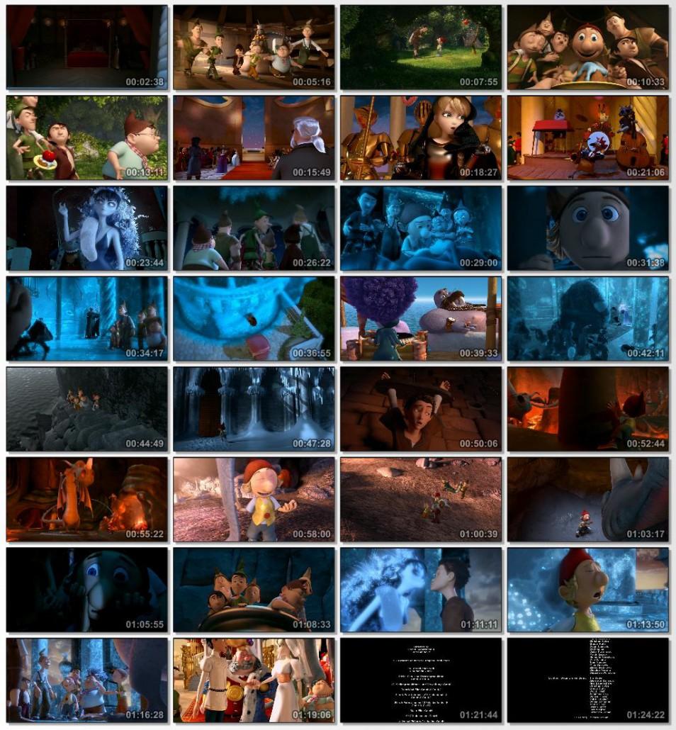 دانلود انیمیشن کارتونی The 7th Dwarf