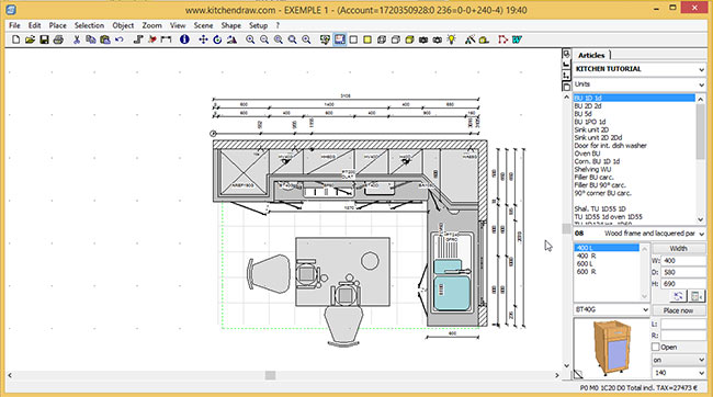 دانلود برنامه طراحی کابینت برای گوشی اندروید