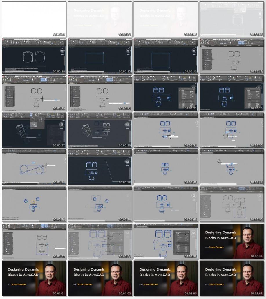 Lynda-Designing.Dynamic.Blocks.in.AutoCAD.www.Download.ir