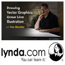 Lynda-Drawing.Vector.Graphics.Linear.Line.Illustration.5x5.www.Download.ir