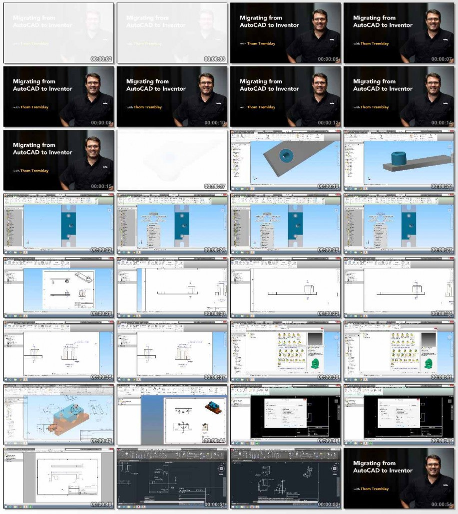 Lynda-Migrating.from.AutoCAD.to.Inventor.www.Download.ir