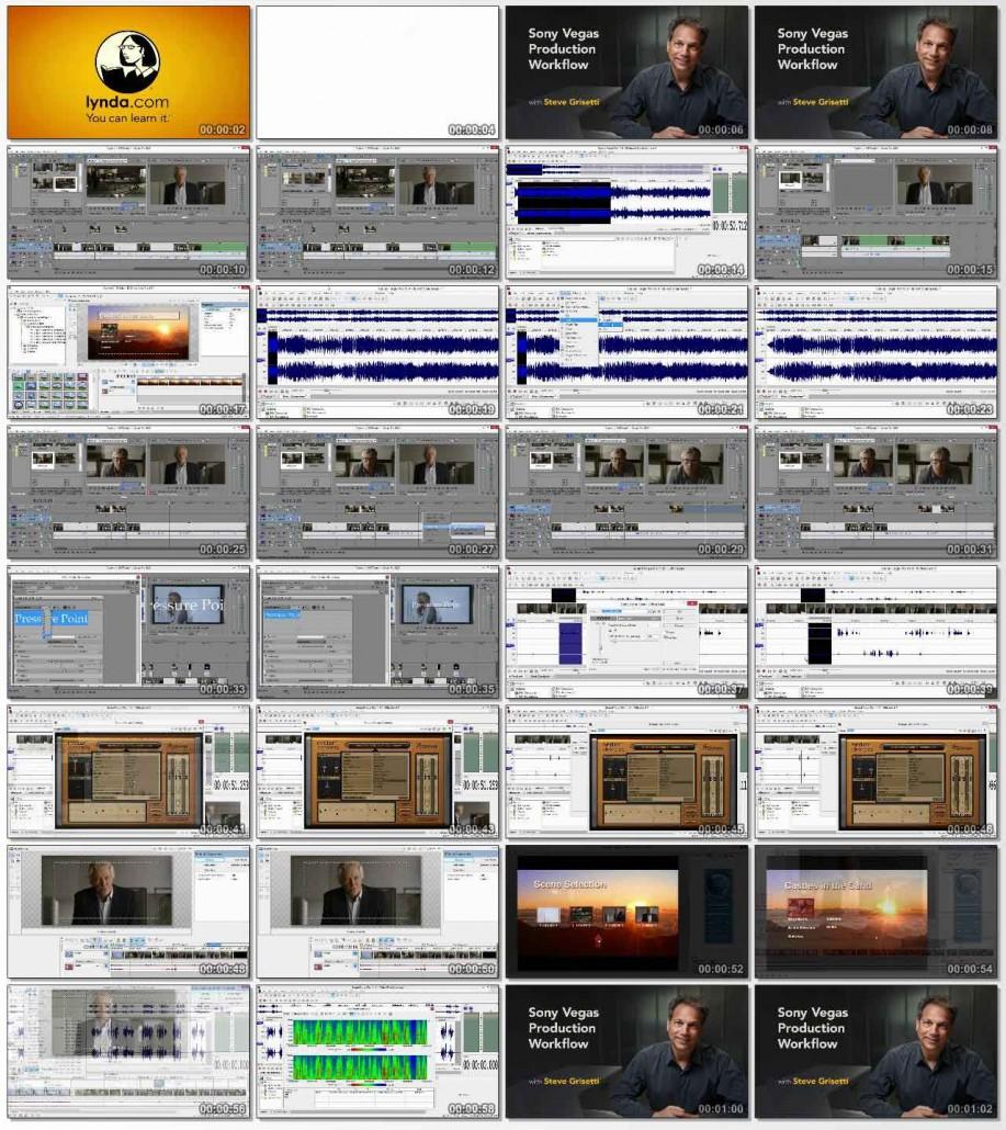 Lynda-Sony.Vegas.Production.Workflow.www.Download.ir