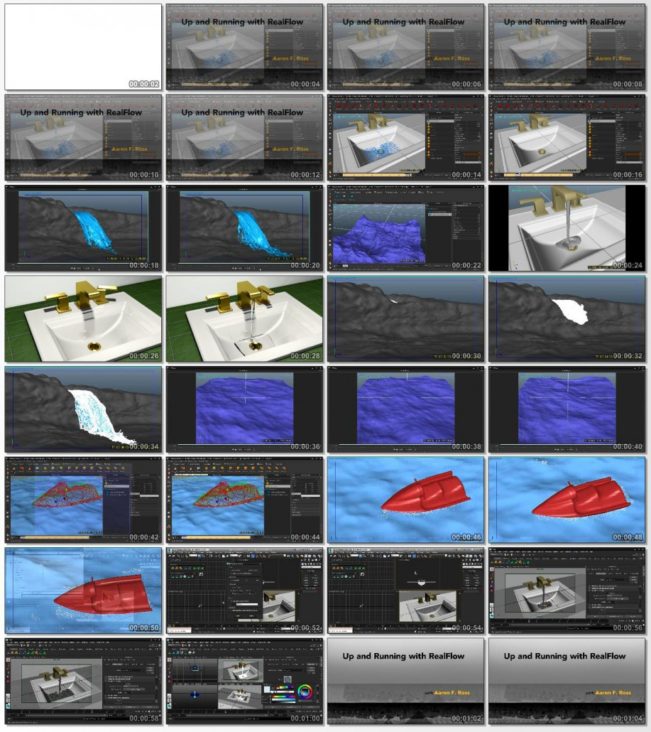 Lynda-Up.and.Running.with.RealFlow.www.Download.ir