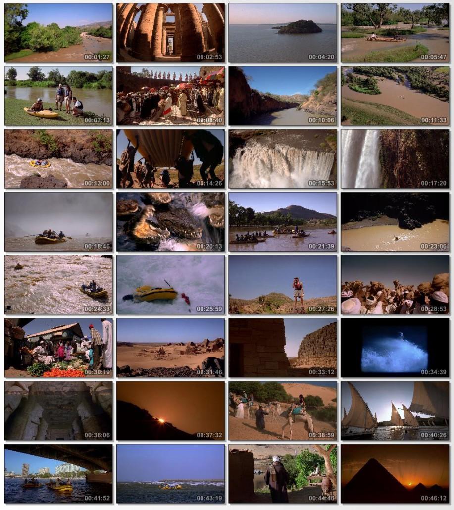دانلود فیلم مستند Mystery of the Nile
