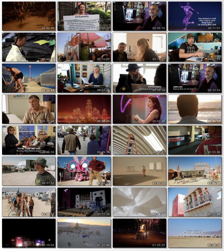 دانلود فیلم مستند Spark A Burning Man Story