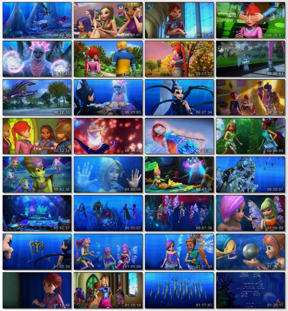 دانلود انیمیشن کارتونی Winx Club The Mystery of the Abyss