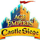 Age of Empires Castle Siege logo