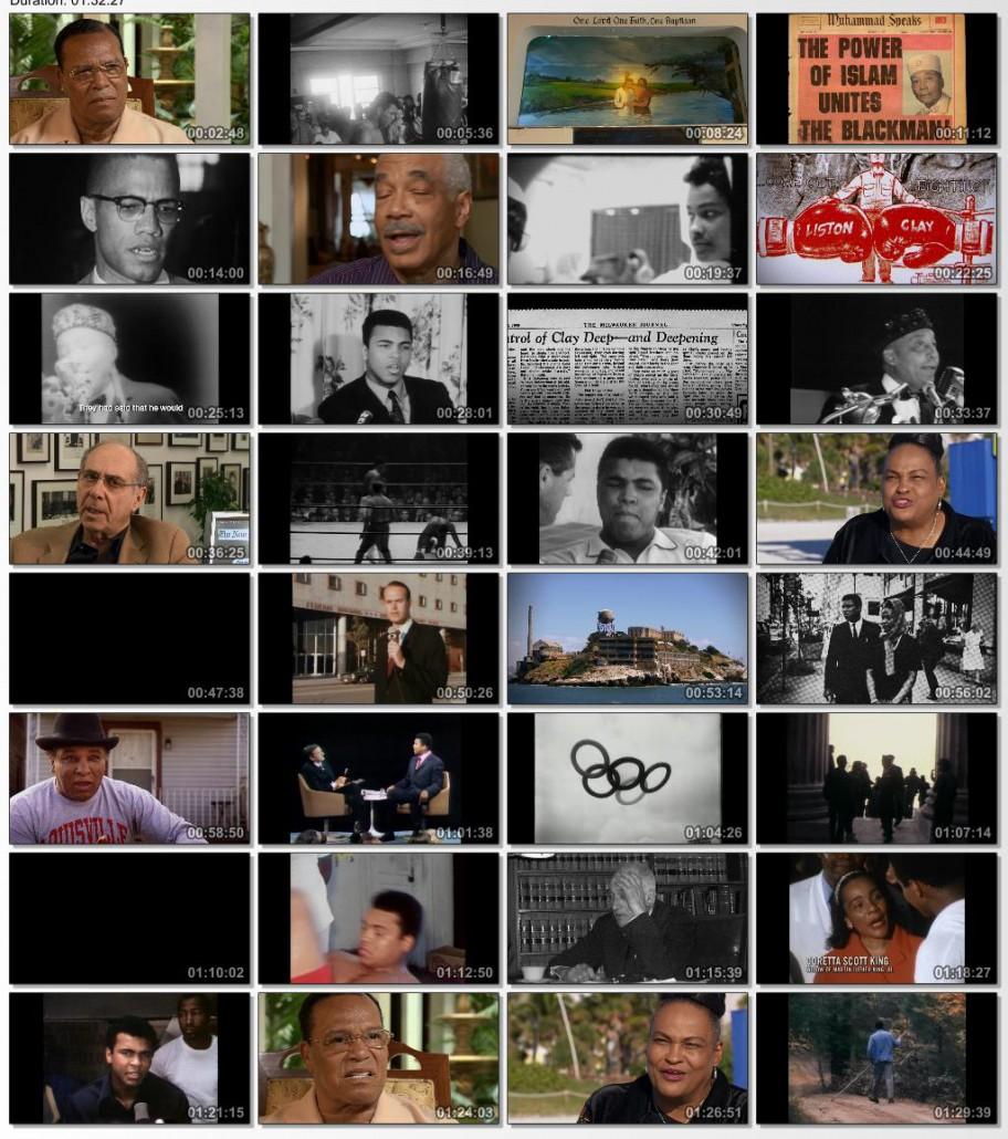دانلود فیلم مستند The Trials of Muhammad Ali 2013