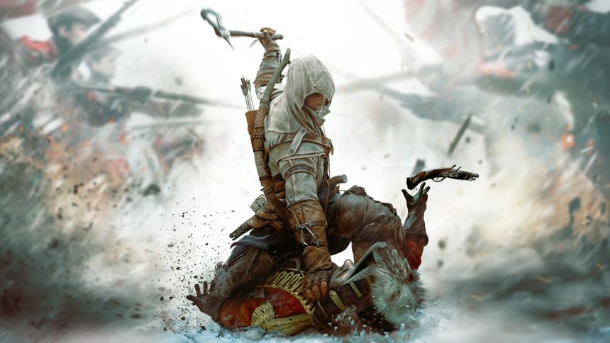دانلود بازی Assasins Creed III برای کامپیوتر