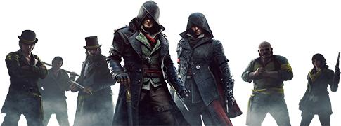 دانلود بازی کامپیوتر Assassins Creed Syndicate