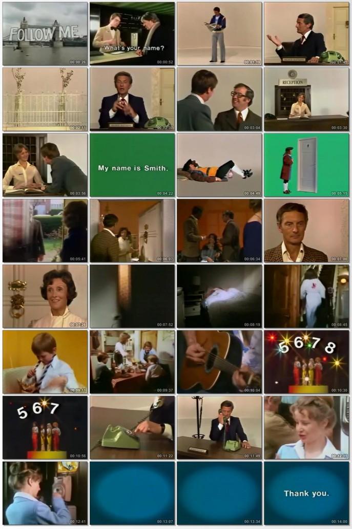 BBC DVD English