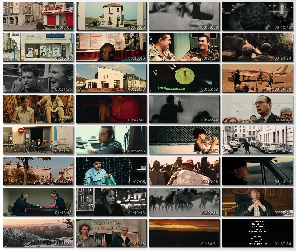 دانلود فیلم مستند Journal de France 2012