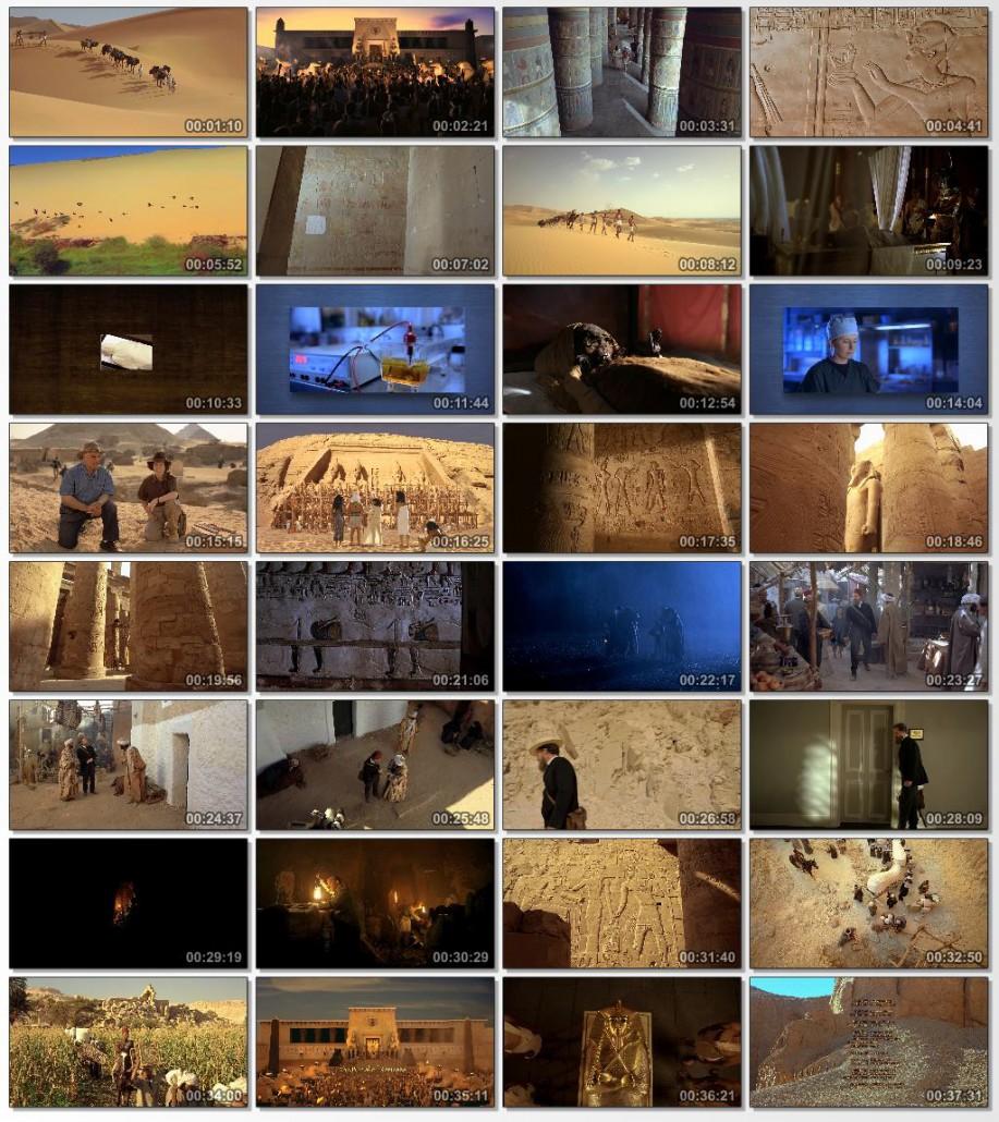 دانلود فیلم مستند Mummies Secrets of the Pharaohs 2007