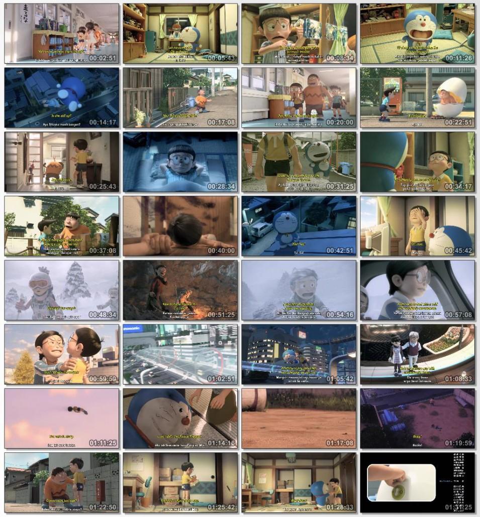 دانلود انیمیشن کارتونی Stand by Me Doraemon 2014