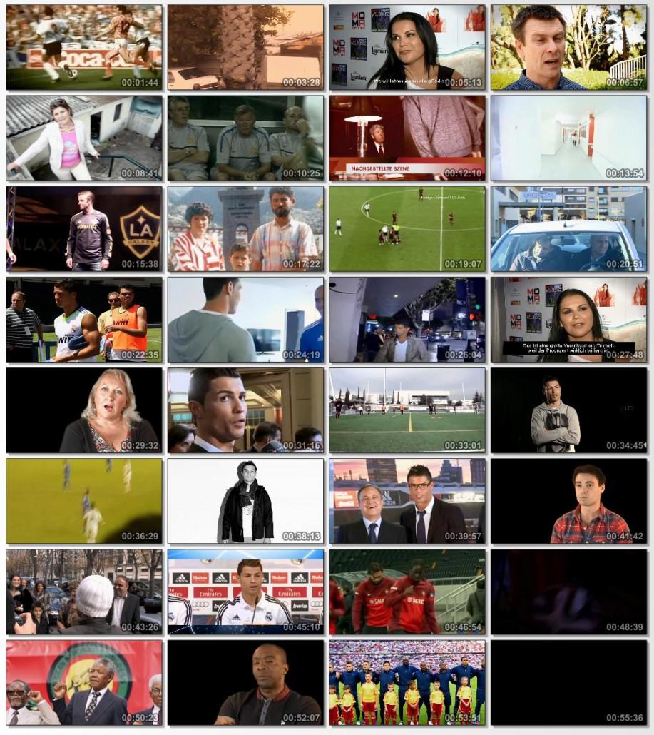 دانلود فیلم مستند 2014 Cristiano Ronaldo World at His Feet