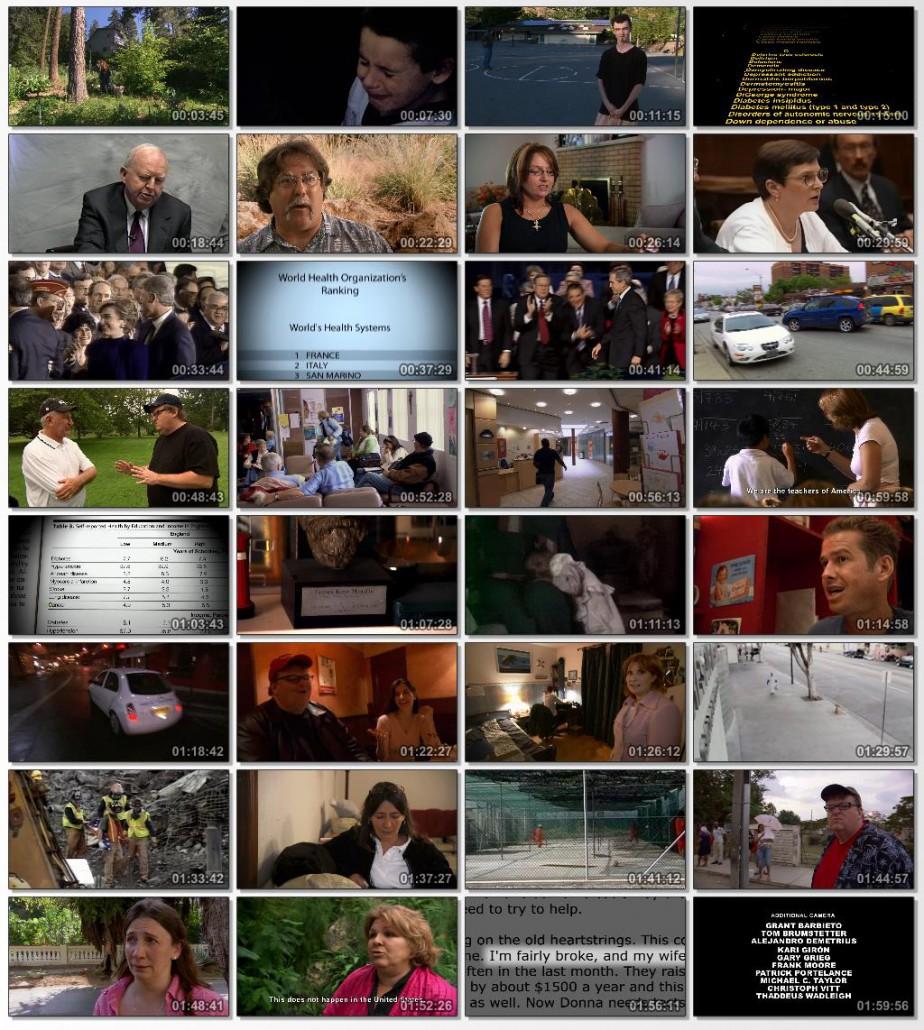 دانلود فیلم مستند Sicko 2007