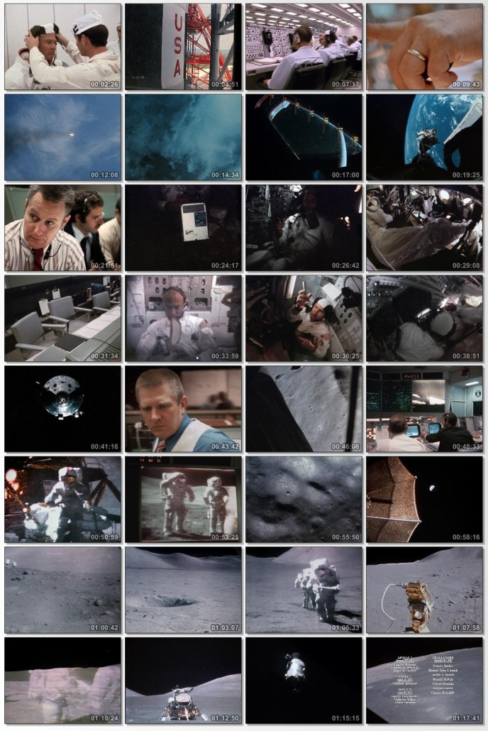 دانلود فیلم مستند For All Mankind 1989
