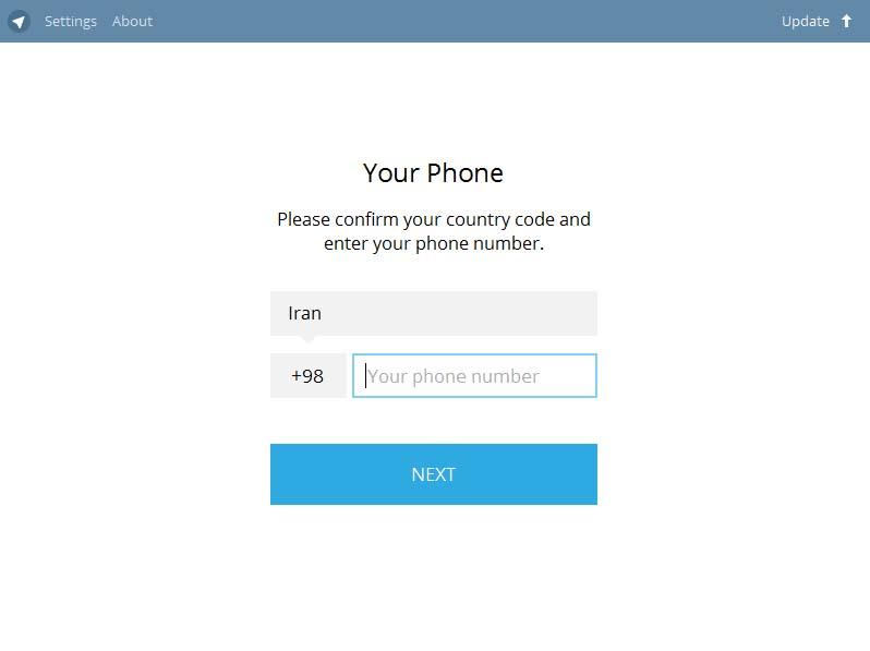 تلگرام+فارسی+نسخه+ویندوز