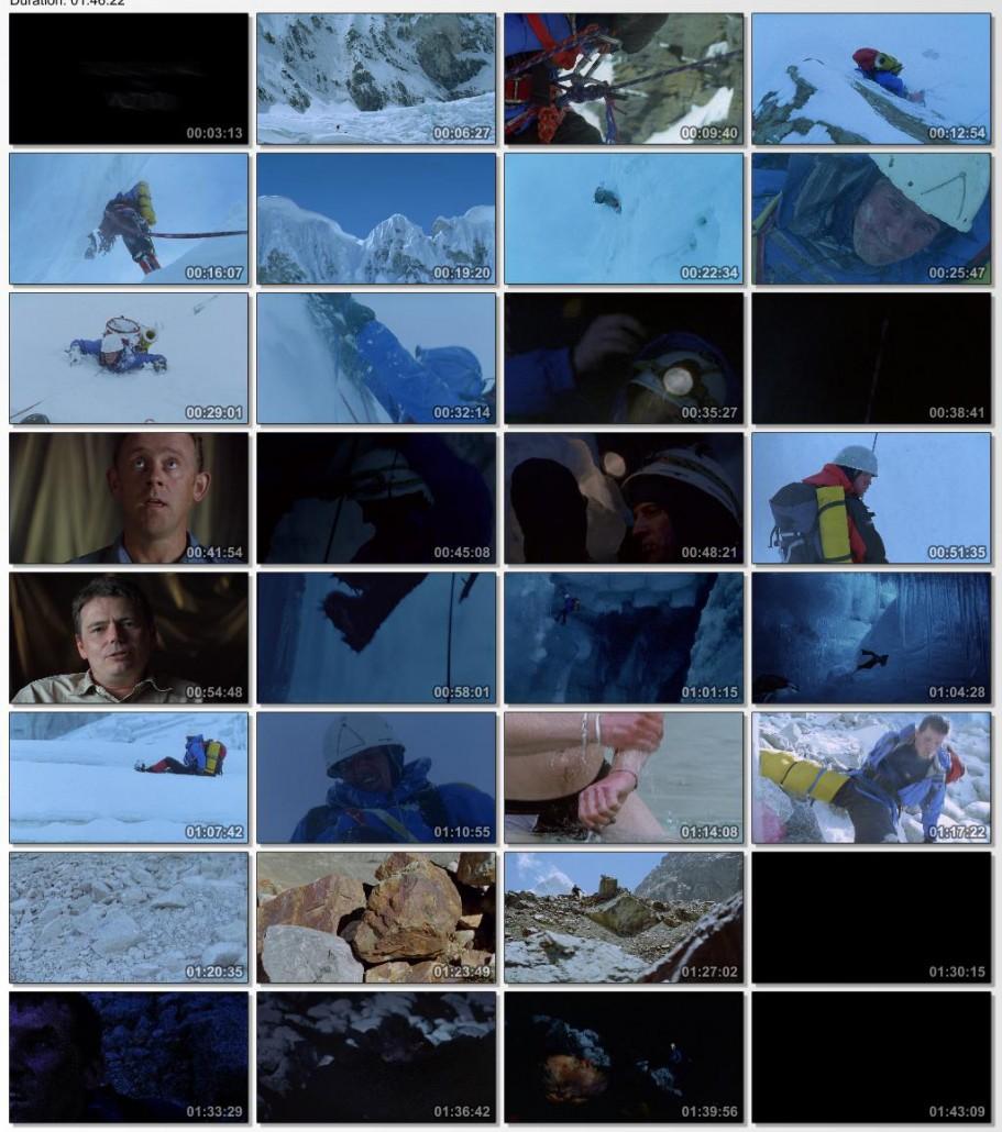دانلود فیلم مستند Touching the Void 2003
