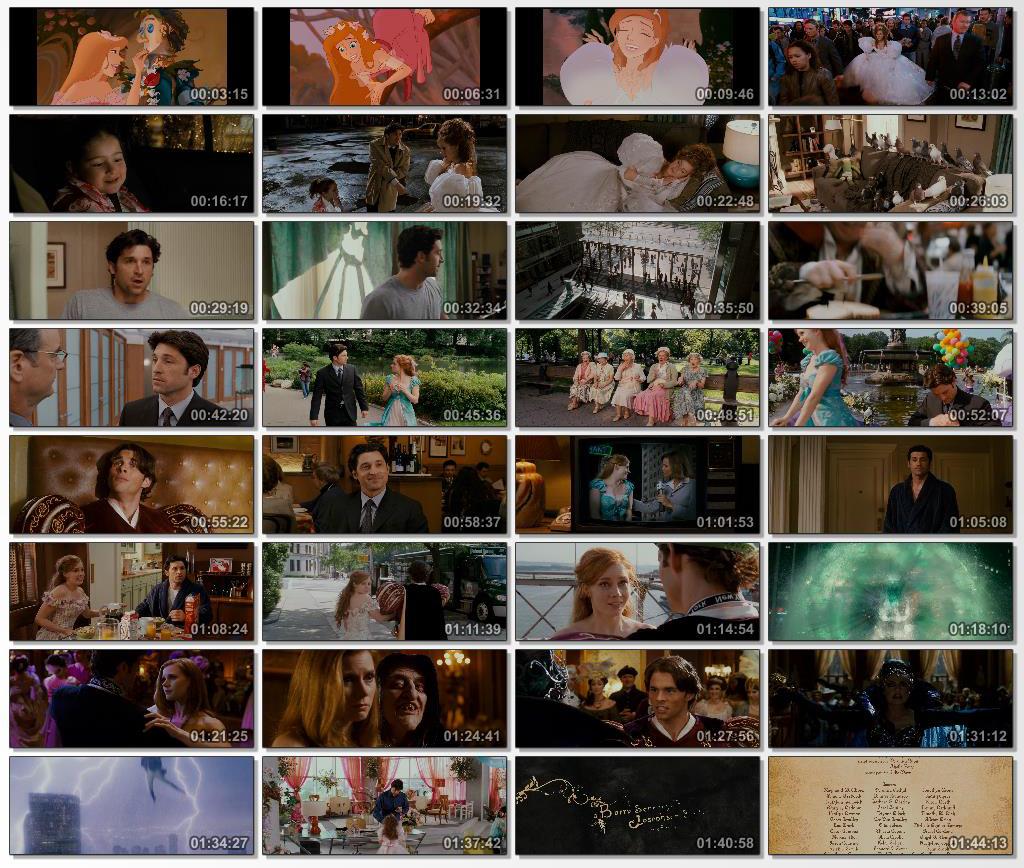 دانلود فیلم Enchanted 2007