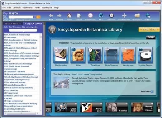 Encyclopaedia Britannica 2015 Ultimate Edition