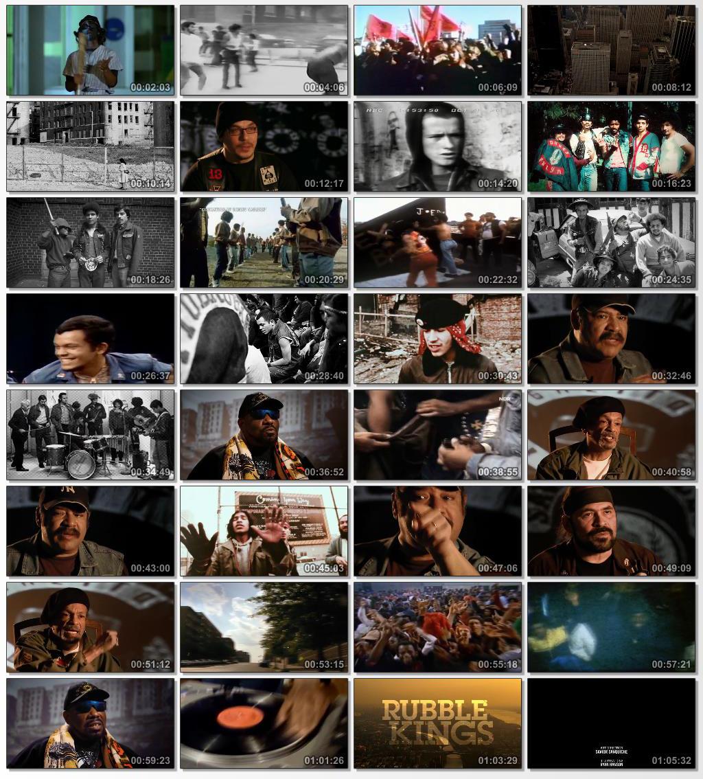 دانلود فیلم مستند Rubble Kings 2015