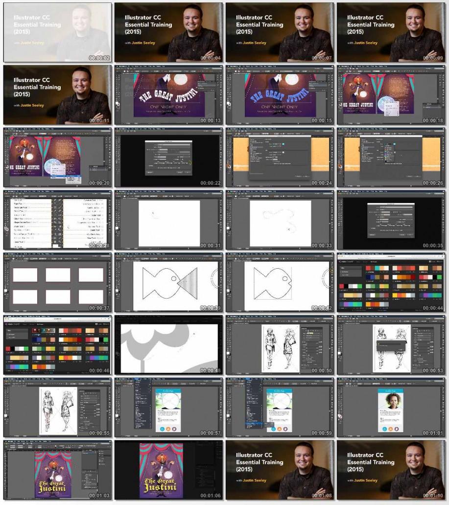Illustrator CC Essential Training 2015