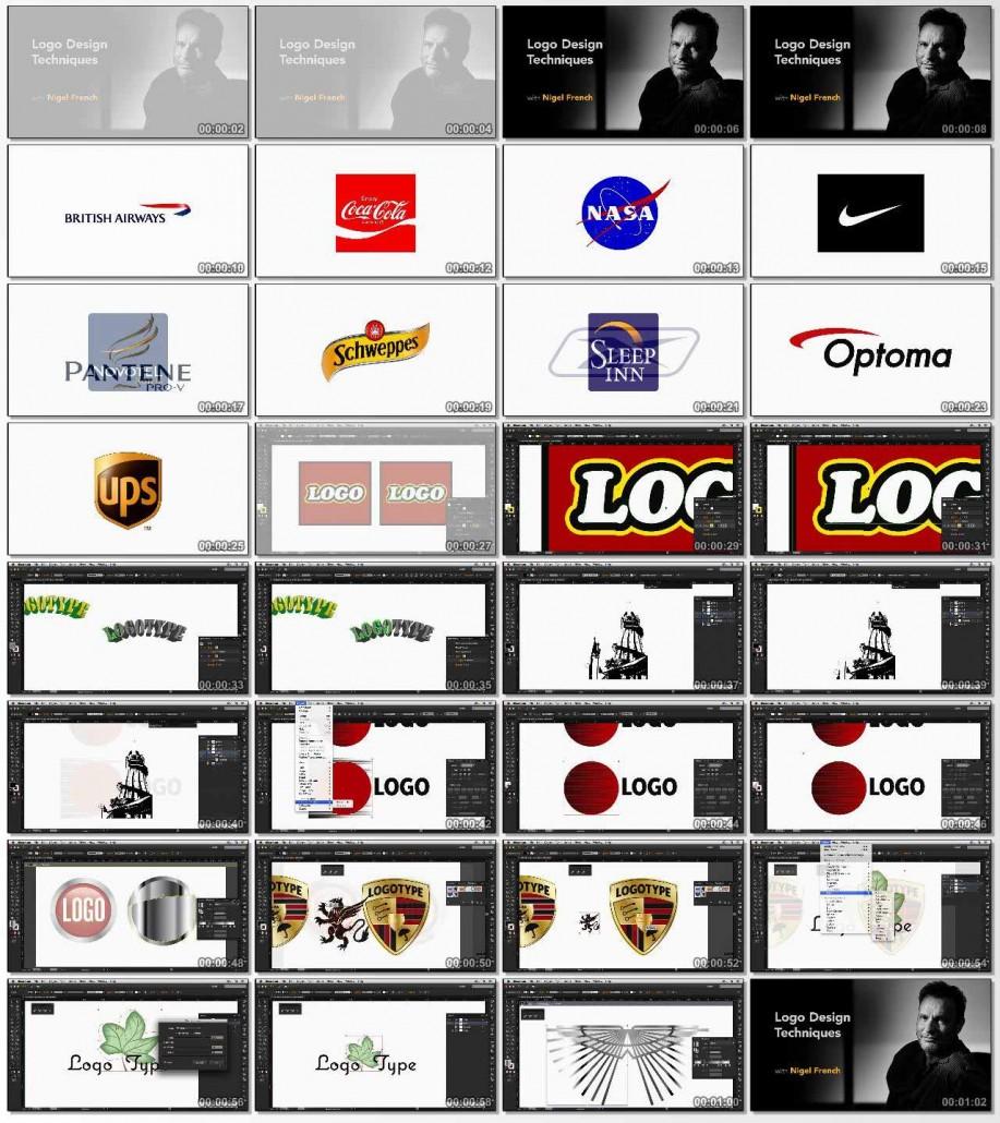 Logo Design Techniques