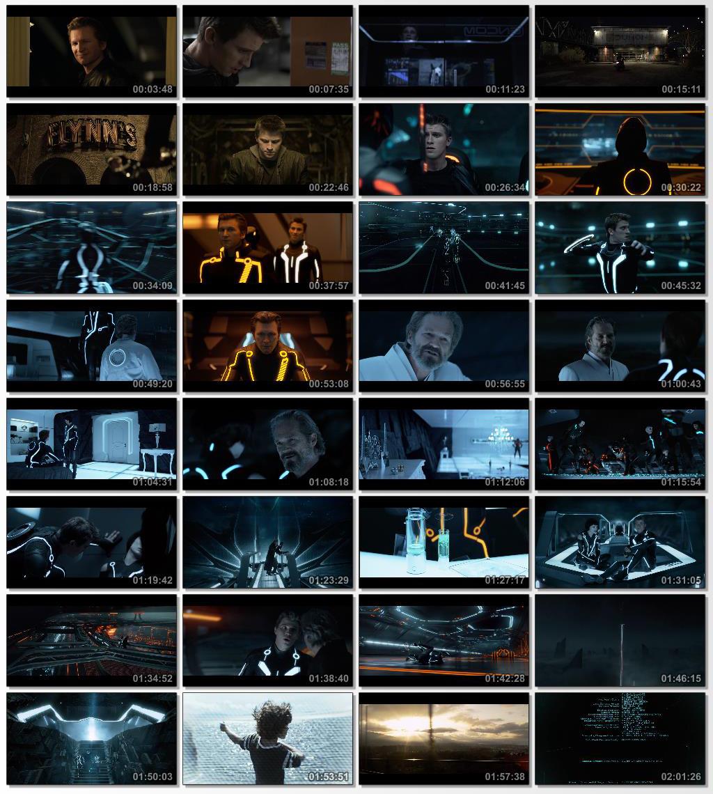 دانلود فیلم TRON Legacy 2010