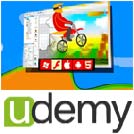 Udemy-Learn.how.to.make.iPhone.android.2D.Games.without.coding.5x5.www.Download.ir