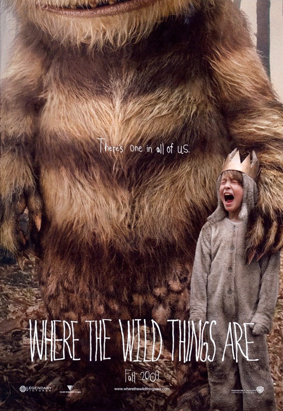 نتیجه تصویری برای دانلود فیلم Where the Wild Things Are 2009