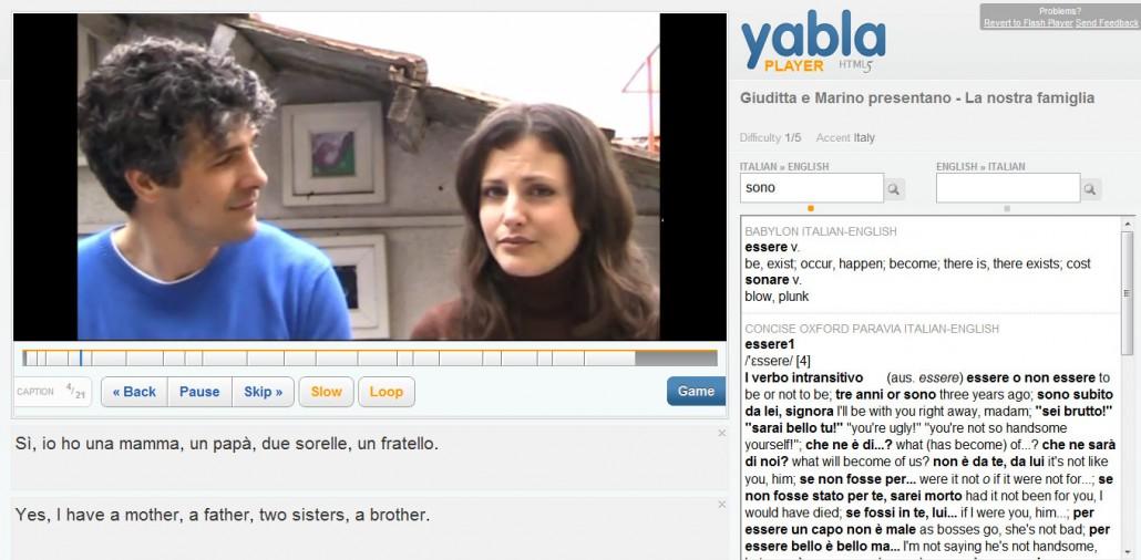 YABLA English