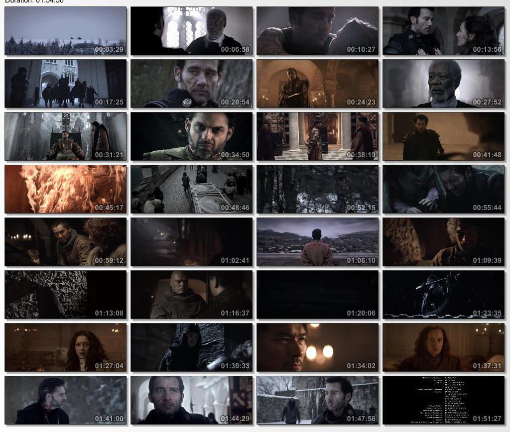 دانلود فیلم Last Knights 2015