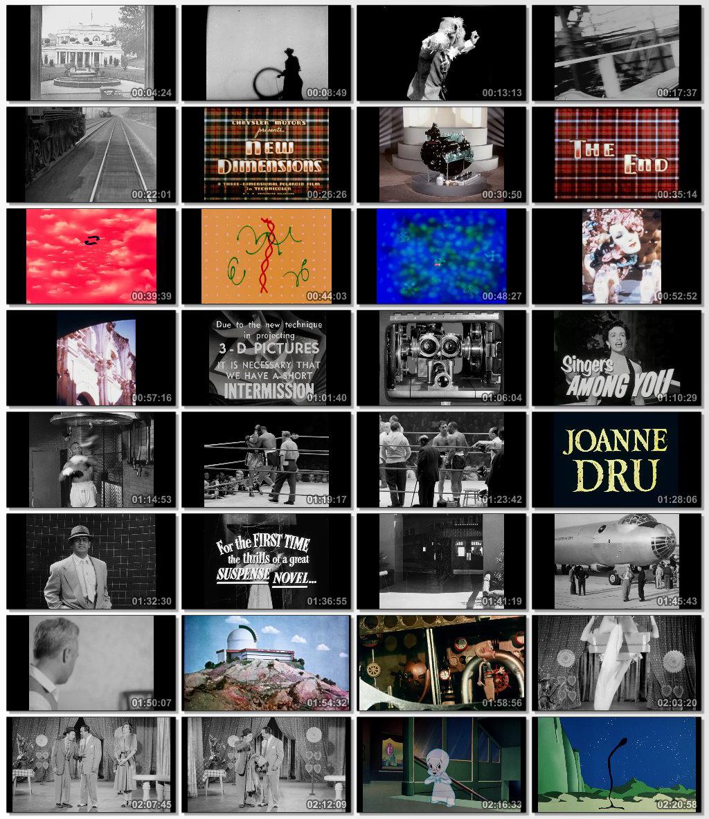 دانلود فیلم مستند 3D Rarities 2015