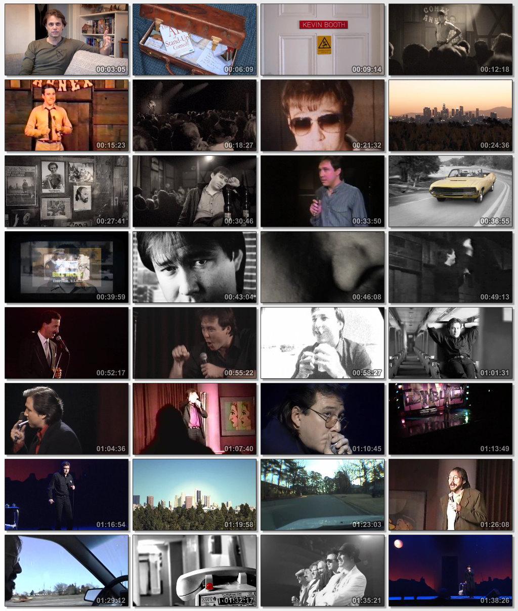 دانلود فیلم مستند American The Bill Hicks Story 2009