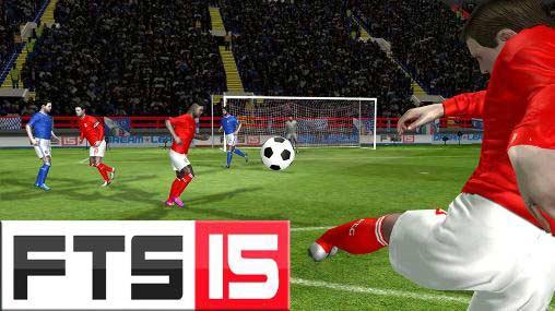 دانلود بازی جدید First Touch Soccer 2015 فوتبال برای آیفون و اندروید