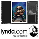 Lynda-Drawing.and.Painting.in.Photoshop-The.Great.Training.5x5.www.Download.ir