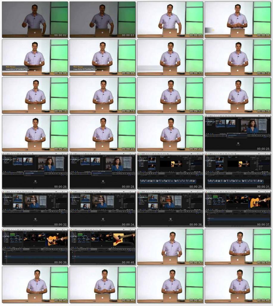 Final Cut Pro X Guru - Multicamera Video Editing