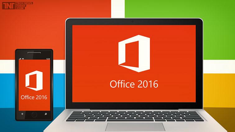 دانلود Office 2016