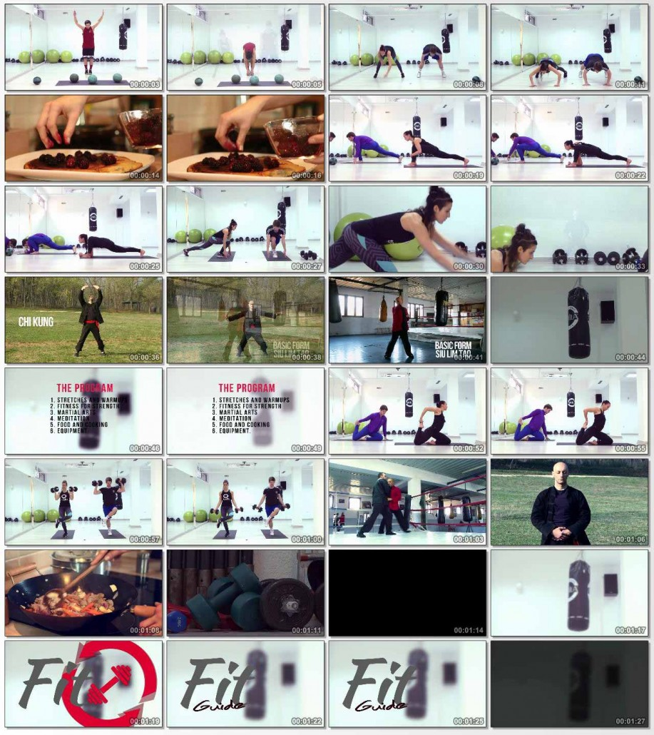 Ultimate Fitness Guide - 360 Success