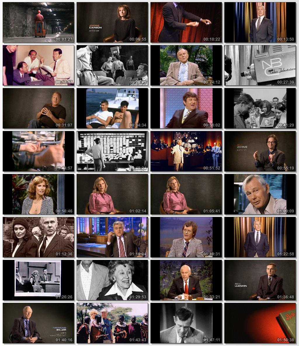 دانلود فیلم مستند Johnny Carson King of Late Night 2012