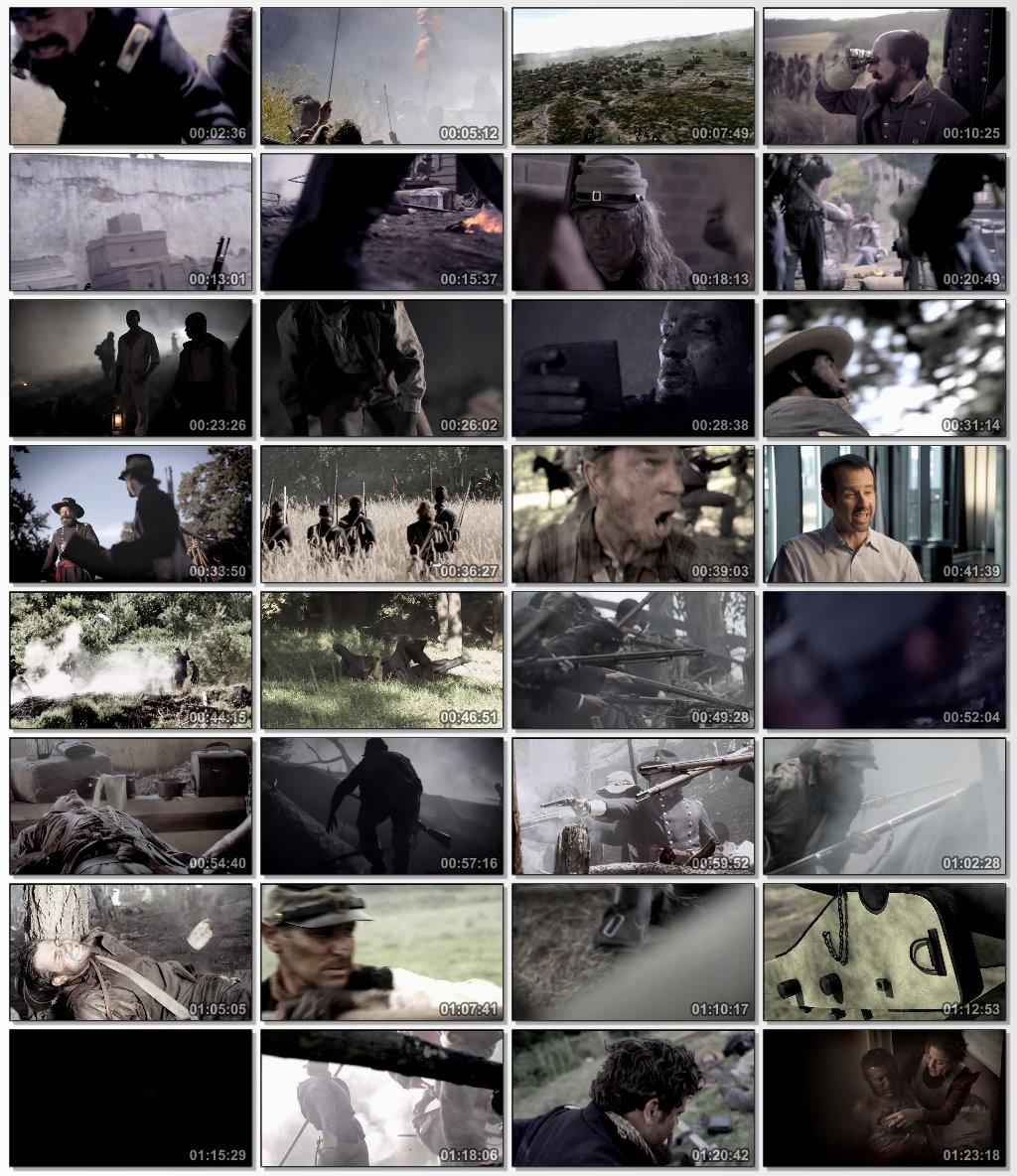 دانلود فیلم مستند Gettysburg 2011