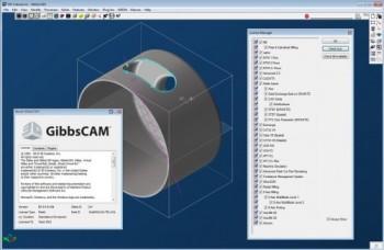 دانلود آخرین نسخه نرم افزار GibbsCAM 2015
