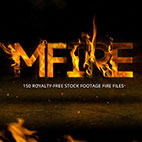 دانلود سمپل جلوه های ویژه motionVFX - mFire